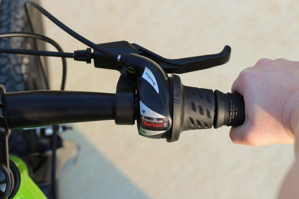 memilih shifter sepeda lipat terbaik