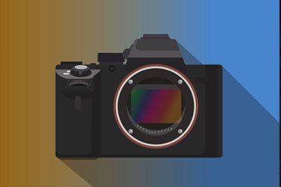 illustrasi cara kerja kamera mirrorless terbaik