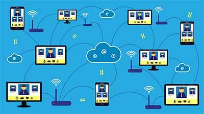 Ilustrasi jangkauan dan penggunaan wifi extender terbaik
