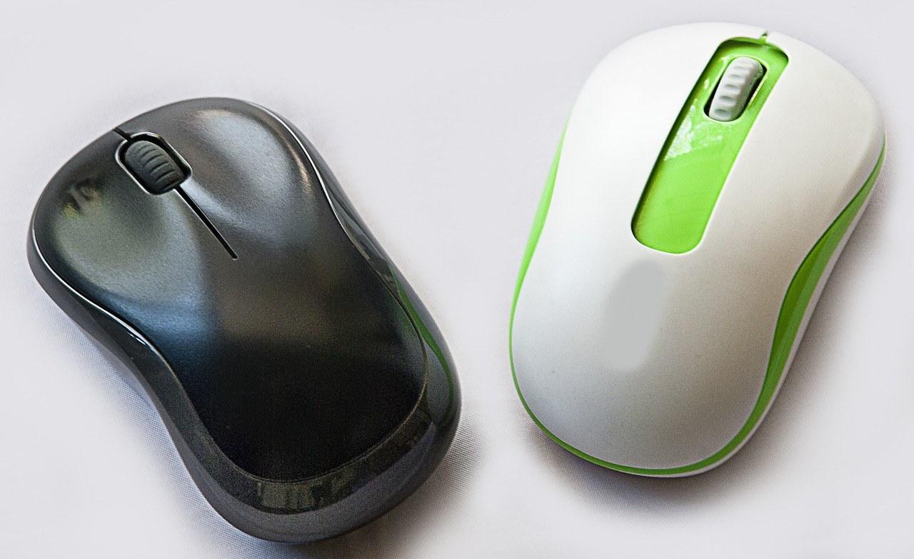 Bentuk dan ukuran mouse wireless terbaik