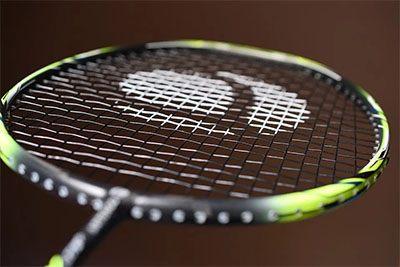 Salah satu contoh raket badminton terbaik di pasaran