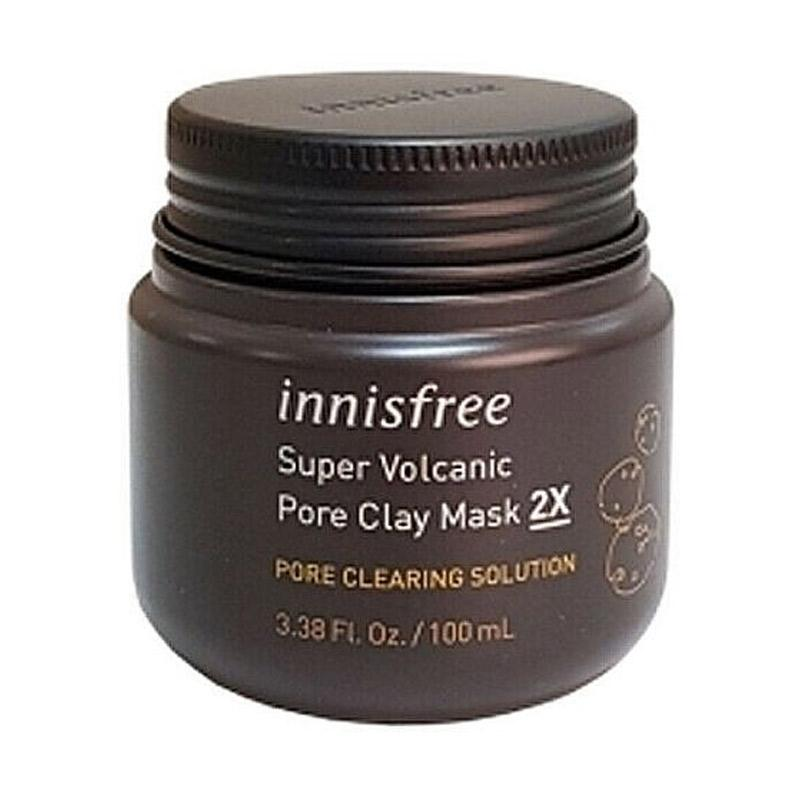 Review Innisfree clay masker wajah