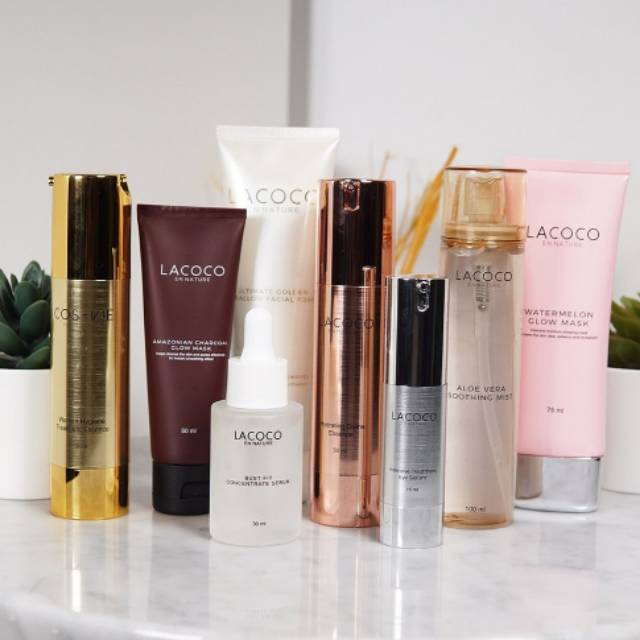 Lacoco pilihan skincare terbaik