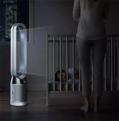 Tidur nyenyak dengan air purifier terbaik