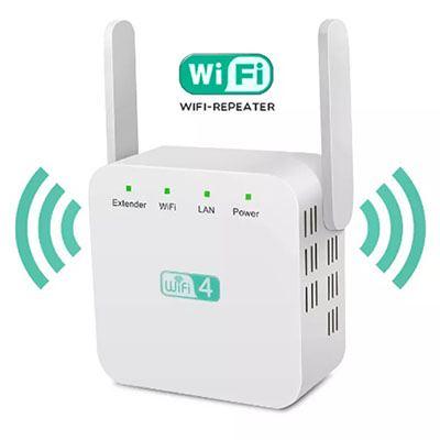salah satu bentuk wifi repeater terbaik yang ringkas