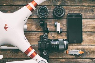 drone terbaik untuk melengkapi fotografi anda