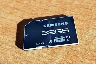 Contoh fitur proteksi pada Micro SD Terbaik di Pasaran