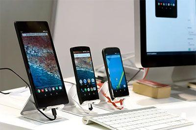 HP Android terbaik dengan berbagai ukuran