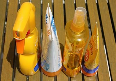 Jenis-jenis Sunscreen