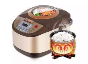 Contoh rice cooker digital