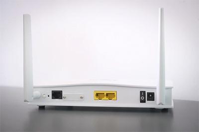 Router Wi-fi putih