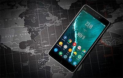 HP Android Terbaik dari Xiaomi dan tampilan menunya