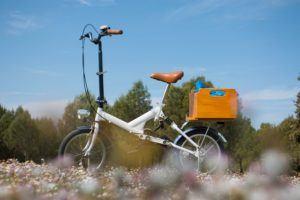 Sepeda lipat mudah dibawa bepergian