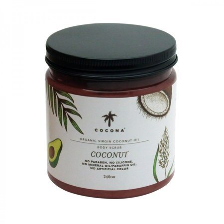 Cocona Care body scrub terbaik