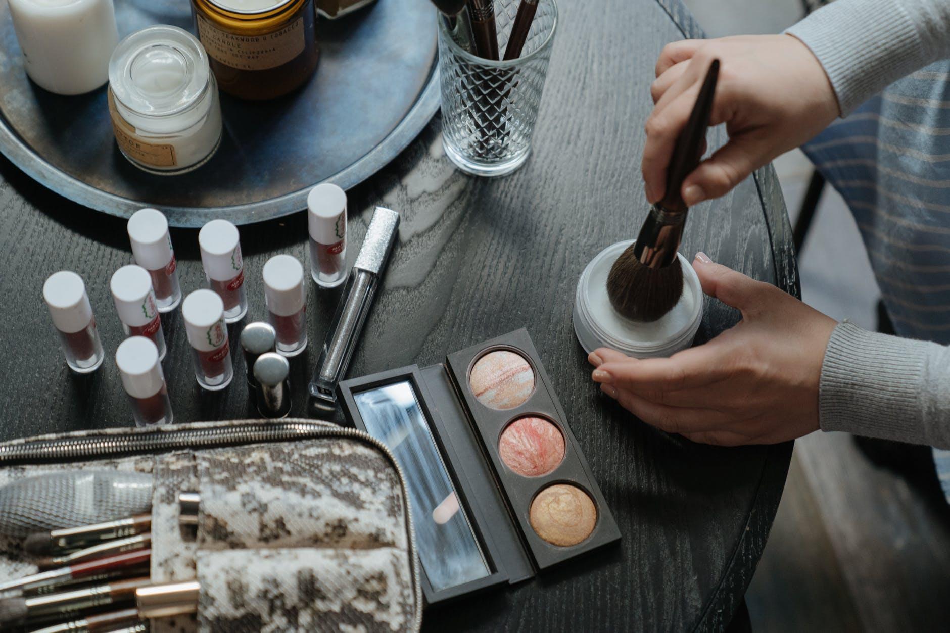 Cushion makeup all in one untuk kulit wajah