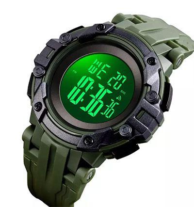 Jam tangan outdoor terbaik yang terjangkau dari skmei