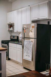 Kulkas 2 pintu mempercantik dapur