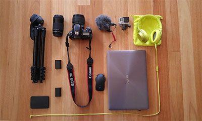 Laptop asus terbaik untuk fotografer seri zenbook