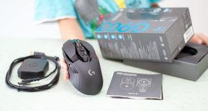 Unpacking mouse gaming terbaik
