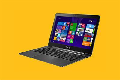 Salah satu laptop terbaik asus yang dijual di pasaran