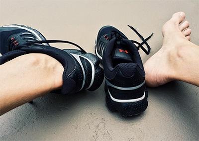 Sepatu dan Kaki