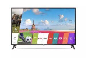 Pilihan menu pada smart TV terbaik