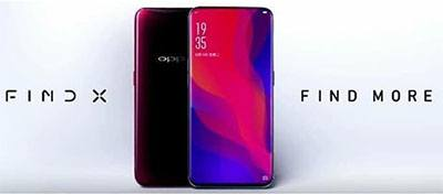 Smartphone Oppo Terbaik Oppo Find X