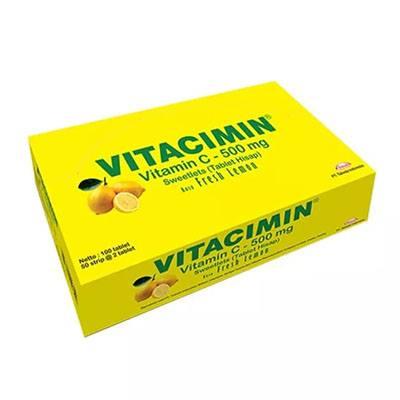 Vitacimin salah satu vitamin C terbaik