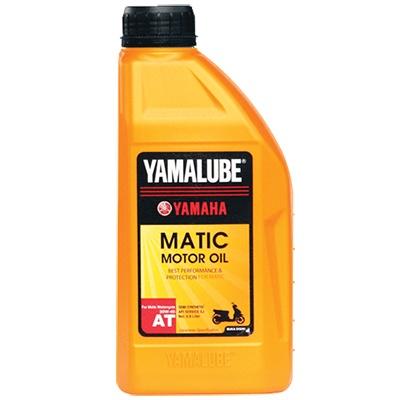 Yamaha Yamalube Matic