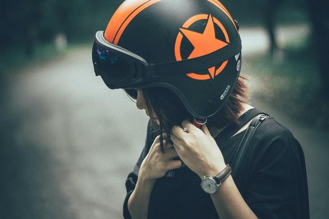 Mengenal helm half face