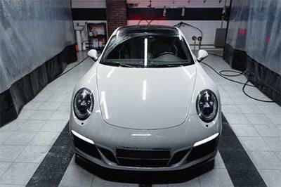 Contoh mobil yang sudah di coating dengan coating mobil terbaik