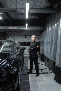 Pastikan menggunakan coating mobil terbaik
