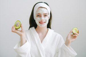 masker organik alami