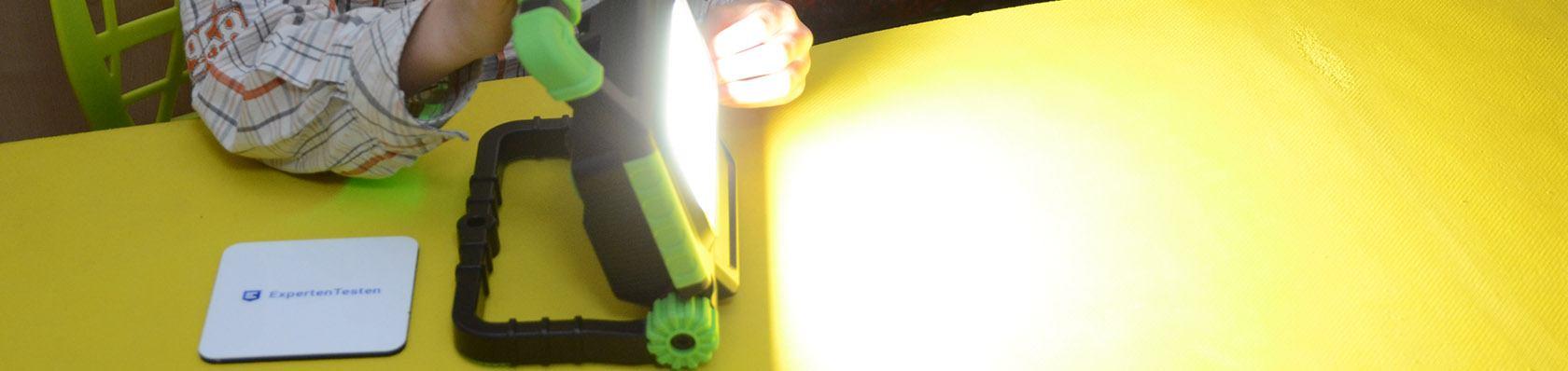 Senter LED im Test auf ExpertenTesten.de
