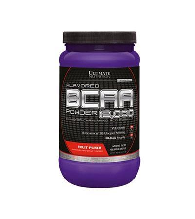 Suplemen BCAA dari Ultimate Nutrition