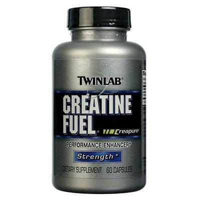 Suplemen creatine terbaik dari twinlab