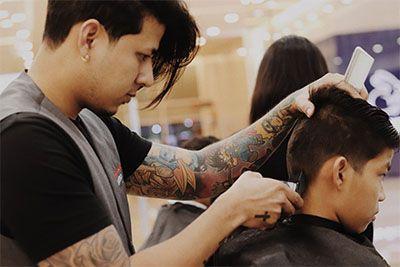 Alat cukur rambut terbaik aman digunakan