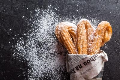 Hindari makanan dengan kandungan gula tinggi