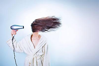 Memilih hair dryer terbaik yang cocok