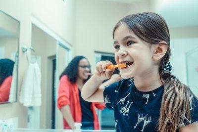 Kandungan pasta gigi flouride pada anak-anak