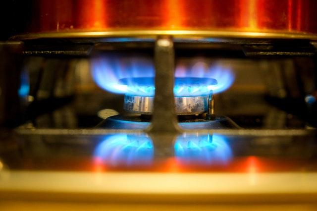 Api biru pada kompor gas terbaik