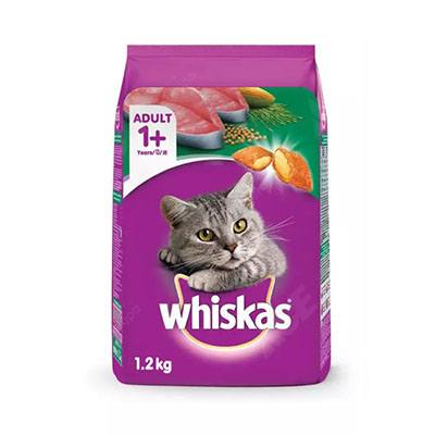 Makanan kucing terbaik dari Whiskas